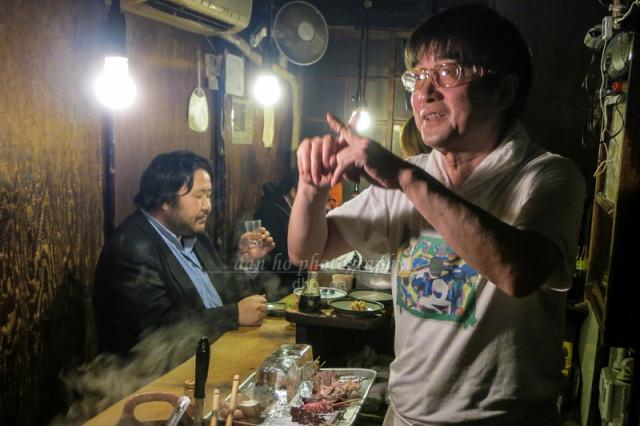 Japan piss party